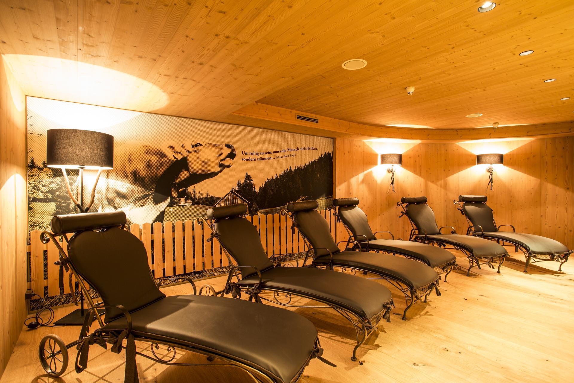 Wellness spa vier sterne hotel valentin in s lden for Design hotel valentin solden